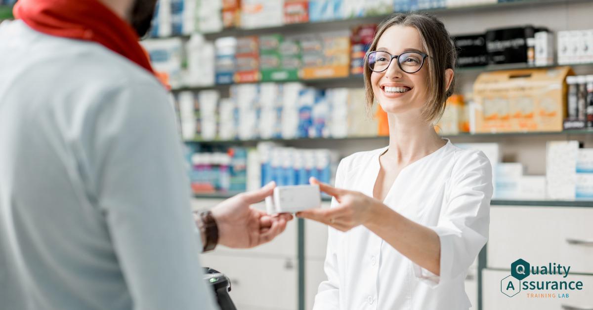 Sbocchi lavorativi farmacia - il farmacista